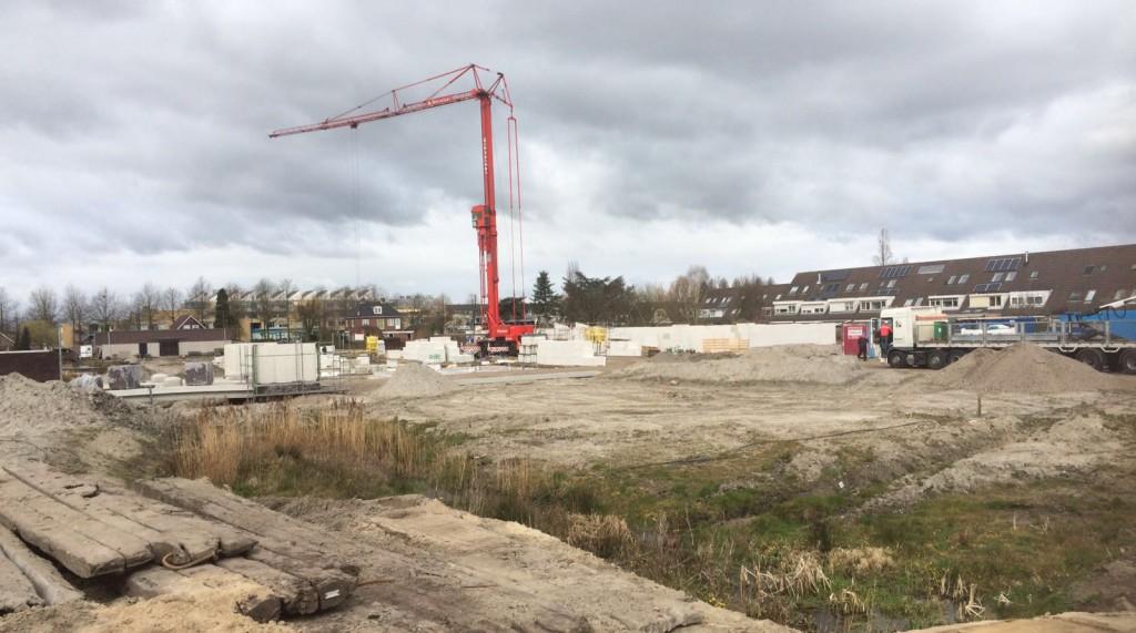 Waterrijk Boskoop - Bouwwerkzaamheden Start - Smit's Bouwbedrijf - 3